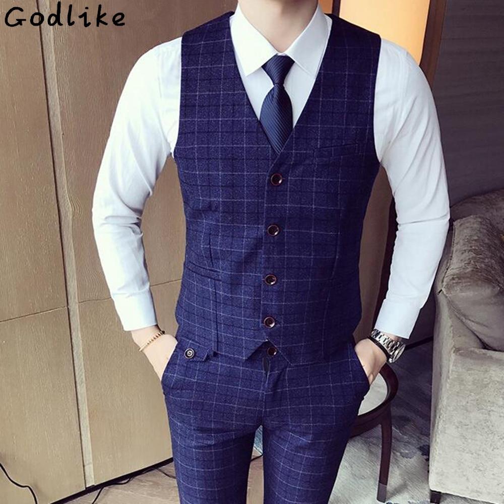 Popular Dress Men Vest-Buy Cheap Dress Men Vest lots from China ...