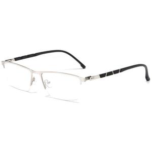 Image 5 - 비즈니스 안경 고품질 알루미늄 마그네슘 남자 여자 일반 광학 안경 거울 안경 안경