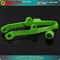 Chain slider guide with roller for motorcycle KAWASAKI KX250F KX450F 2009-2016 KX 250 450 F 250F 450F 09-16 Dirt bike motocross