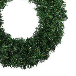 Image 5 - Hoyvjoy 홈 장식 화환 크리스마스 소나무 30 cm 40 cm 큰 garlandshalloween 추수 감사절 웨딩 파티 diy 장식