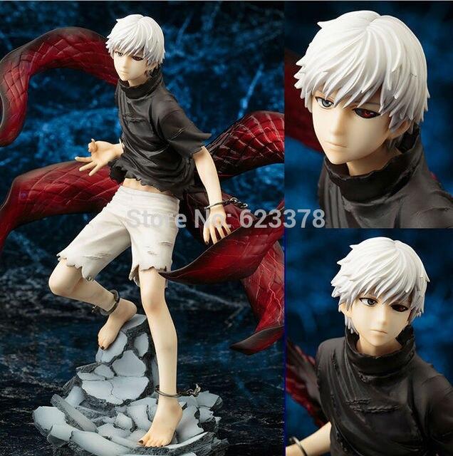 Figuras de acción de Tokyo Ghoul figura Kaneki Ken Figuras de acción de  juguete coleccionables Figuras dd4d94b1e913