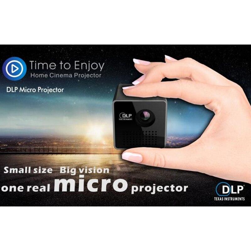 2017 Newest Original Mini DPL Pico Digital LCD Full HD