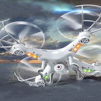 2018 New Helicopter X5C Aircraft Four Axes Drone Aircraft WIFI Real Time Remote Control Shipping from Russia