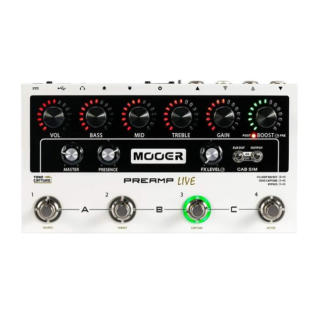 Mooer Preamp Live 1