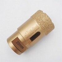 Diatool dia35mmx15mm ВАКУУМНОЙ ПАЙКИ DIAMOND бурения биты для гранит и мрамор M14 Нитки сверла, алмазная пила отверстия