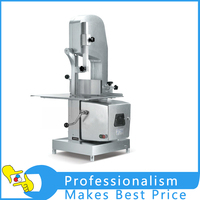 Good Quality Butchers J210 Frozen Meat Slicer Electric Bone Saw Commercial Bone Cutting Saw Butcher Automatic