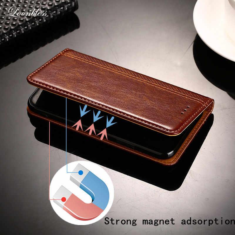 Etui z klapką ze skóry torba case dla Huawei Honor V20 V10 V9 6C 6A 6X 4C 5X 5C 5A 8 pokaż 20 10 Pro Plus europa zagraj 5 6 7 okładka etui na telefon