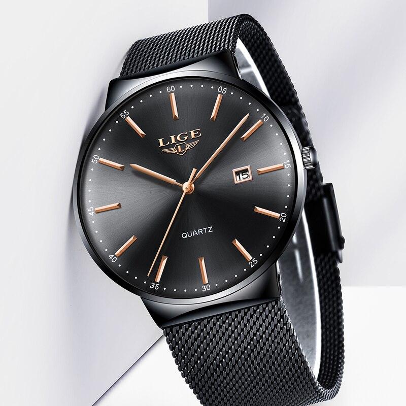 Часы LIGE 9903
