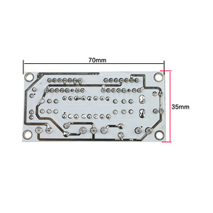 Image 4 - Ghxamp 최신 tda7293 전력 증폭기 보드 모노 170 w 오디오 두 개의 병렬 유형 원래 ic 1 pc