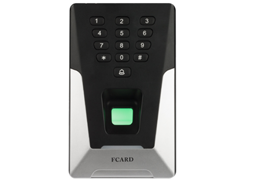 FC-9088E Free Shipping  KKmoon Home Security RFID Proximity Entry Door Lock Access Control System With 10pcs RFID Keys Key fob security rfid proximity entry door lock access control system 500 user with 10 keys