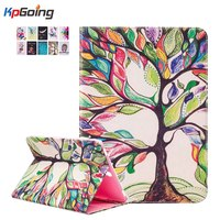 Top PU Leather 3D Print Stand Cover Case For Samsung Galaxy Tab S3 9 7 T820