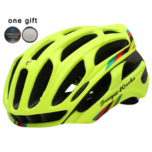 LED Warning Lights font b Cycling b font Helmet Mountain and Road Bicycle Helmet or In