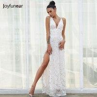 Fashion Tassel Women Dress Vestidos De Fiesta 2016 Sexy Backless V Neck Dress Shiny Sequined Casual