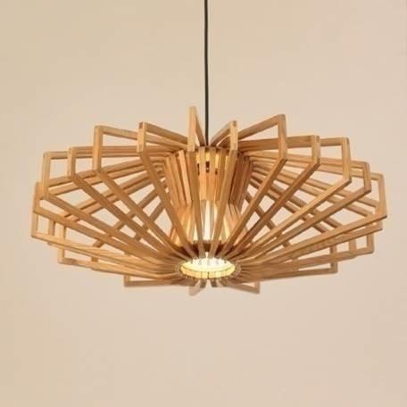 Modern Nordic Creative Designer Ash Wood Diamond Shape Led E27 Pendant Light For Dining Room Bar Living Room 80-265v 2064 ash ash vanna fw14 v 72055 001