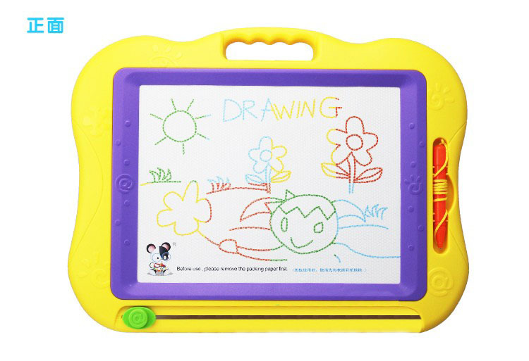 extra large kids magnetic drawing board sketch pad doodle writing children easy color water. Black Bedroom Furniture Sets. Home Design Ideas