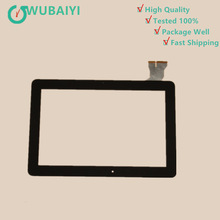 WUBAIYI Touch Screen Digitizer Glass Panel Replacement Parts For ASUS Transformer Pad TF103 TF103CG K018 white high quality originaltablet touch panel for asus transformer pad tf701 5449n touch screen panel digitizer free shipping