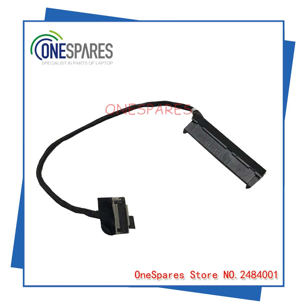 где купить original New free shipping Laptop for DELL 7778 450.08506.0001 hard drive cable HDD connector test good дешево