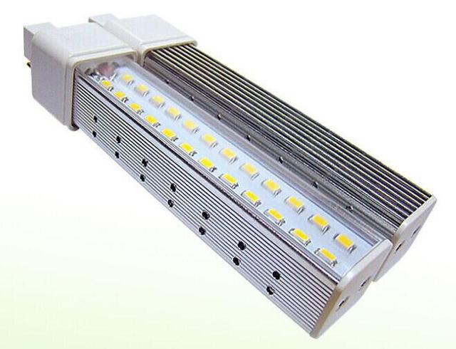 Tube Pl 1000 E27 265v 10pcslot 10w 10Off Lumen Tubes Plug 2pin4pin Light Lamp 5 G24 In Lights Led Ac85 Us94 Smd5630 From Bulbsamp; R354LcAjSq