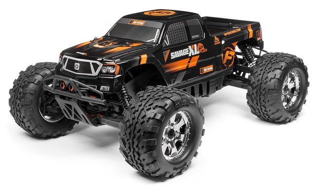 HPI Racing Savage XL 1/8th Ready To Run R/C Monster Truck HPI 112609