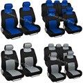 Universal Tampa de Assento Do Carro Para CITROEN Elysee C4 C5 C4l DS4 PicassoC3 Com Multi-Cor Material de Seda Respirável