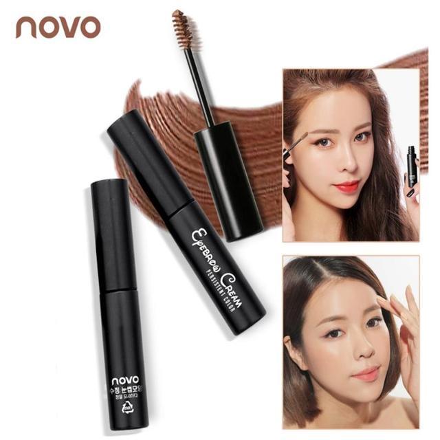 3d Tinted Eyebrow Cream Gel Pen Eye Brow Enhancer Long Lasting
