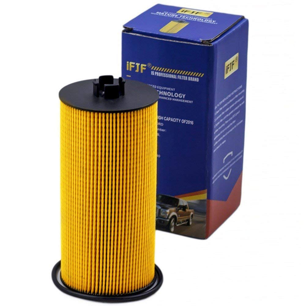 hight resolution of ifjf fd4616 fuel filter lower lifter pump filter and upper fuel bowl filter for ford