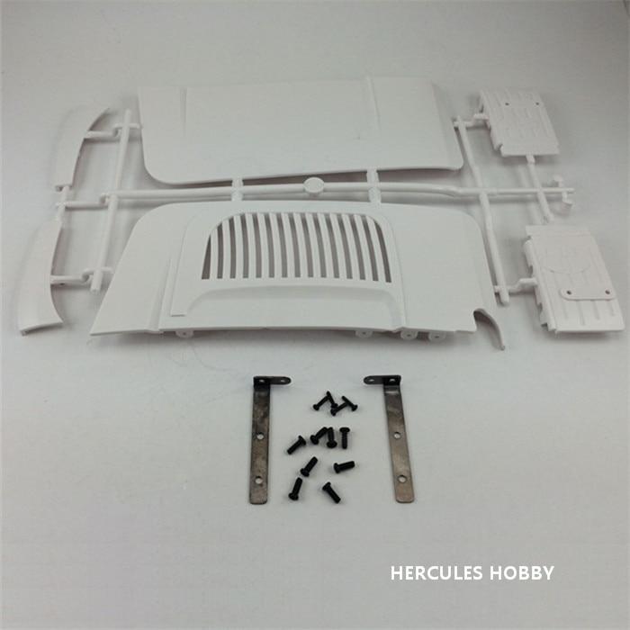 HERCULES HOBBY TAMIYA 1 14 Scale Tractor Truck Plastic Side Wing