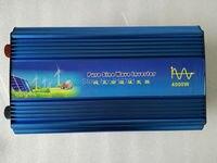 Двойное цифровое табло 4000 Вт усилитель 8000 Вт Солнечный инвертор Чистая Синусоидальная волна