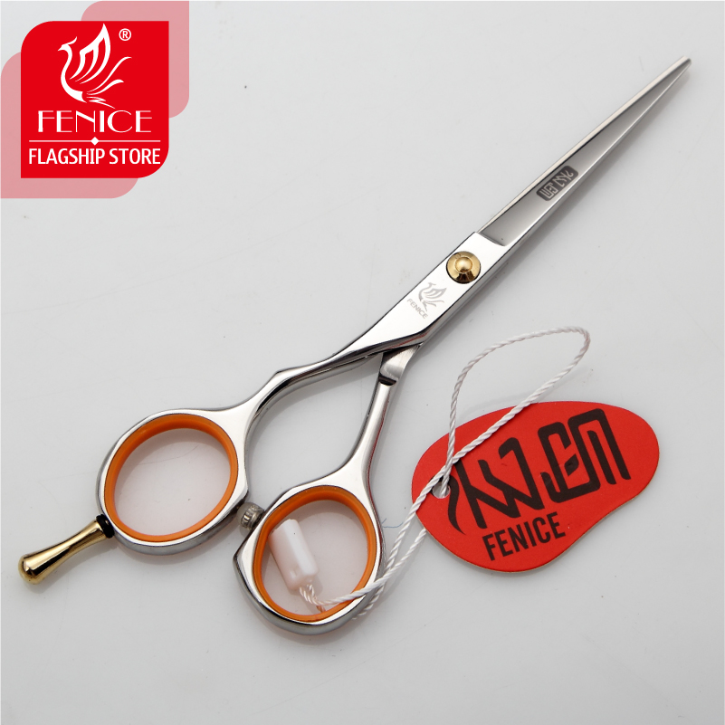 JP440C Professional hairdressing scissors salon beauty cutting shears left-handed  for barber and home 5.5 inch