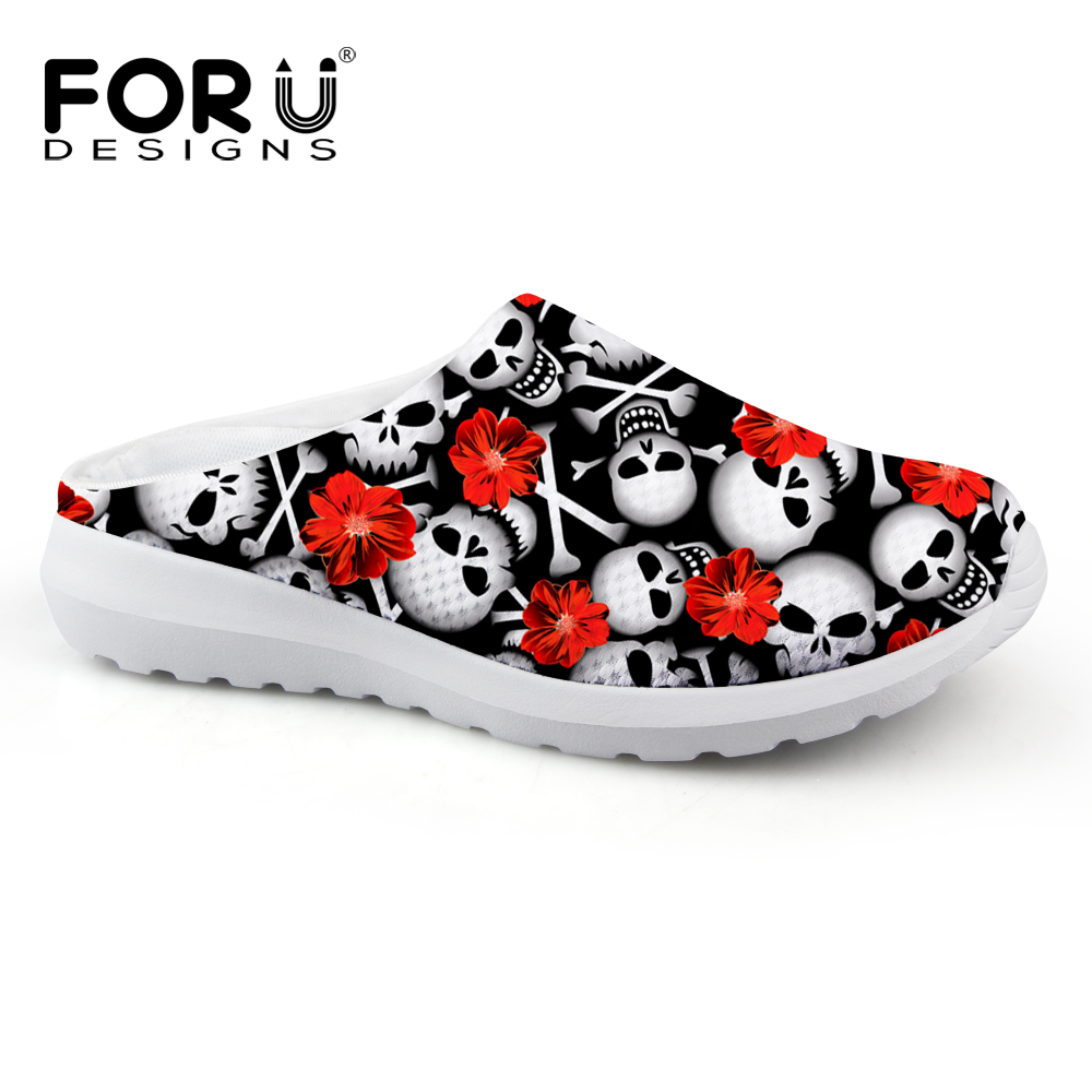 famous brand flip flops women flat sandals summer shoes 2016,cute skull prints sandalias for women slippers female size 35-41 covoyyar 2018 fringe women sandals vintage tassel lady flip flops summer back zip flat women shoes plus size 40 wss765