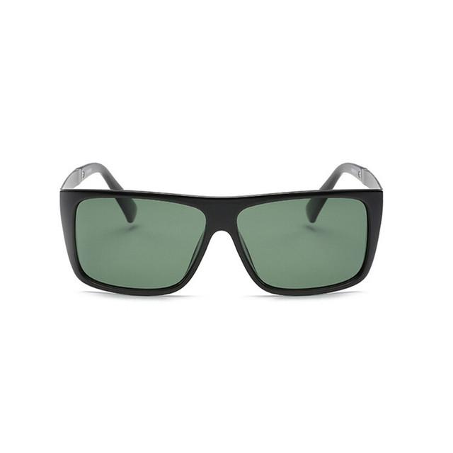 iboode Vintage Polarized Male Sunglasses Driving Fishing Square Sun Glasses Sport Eyewear Outdoor Driver Eye Protector Anti UV