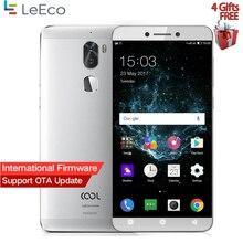Оригинальный Letv Cool1 Dual Pro Leeco Coolpad Cool 1 мобильный телефон 3 ГБ ОЗУ 32 ГБ 5,5 «FHD 13 МП сканер отпечатков пальцев