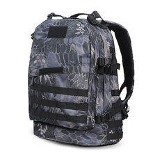 Free shipping Outdoor Waterproof sport backpack travel backpacks 45L School bag knapsack camping packsack rucksack