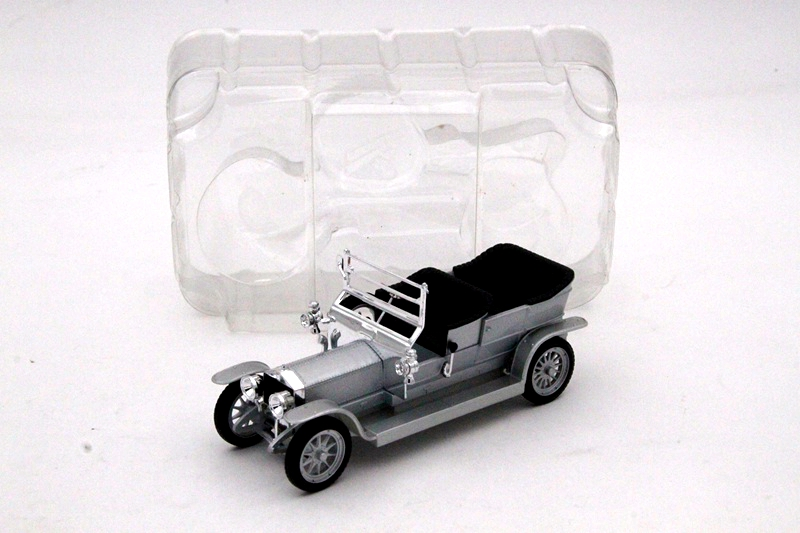 C.I.L 1:43 Scale R Silver Ghost Models Diecast Toys Cars Hobbies Collection Kid Toys