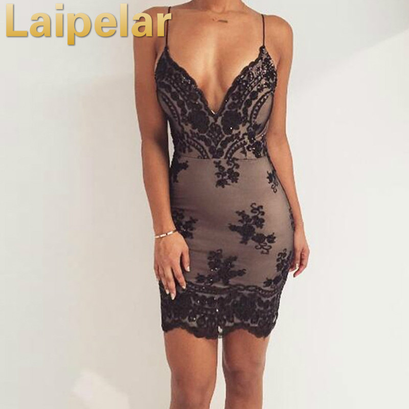 Laipelar Sexy Strapless Sequined Dress Women Fashion Long Sleeve Women Christmas Dress Vintage Club Wear Bodycon Vestidos Hot in Dresses from Women 39 s Clothing