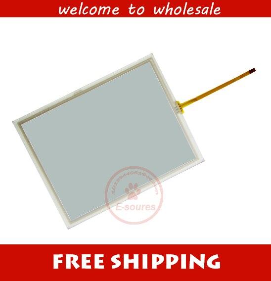 Touch Screen Panel Glass + Protective film For MP277-10 6AV6643-0CD01-1AX1  цены