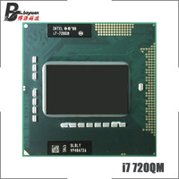 Intel Core i7 i7-720QM 720QM SLBLY 1,6 GHz Quad-Core ocho-Hilo de procesador de CPU 6W 45W hembra G1 / rPGA988A
