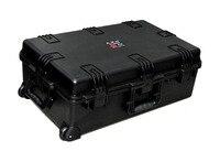 Tricases segurança à prova de água Caso M2950 com Espuma para Sports & Outdoors (Preto) por Tricases