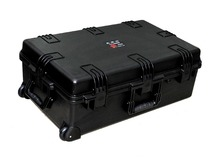 Tricases waterproof safety Case M2950 with Foam for Sports & Outdoors (Black) by Tricases
