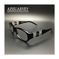 1337c20297a Men glasses frame rimless eyeglasses optical brand designer ...