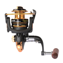 Fishing reel KB10005000 Spinning Fishing Reel Carp Ice Fishing Gear 5.1:1 Real 12BB bait CASTING REEL