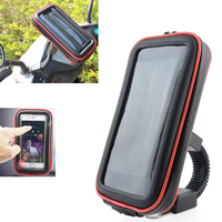 Touch Screen Bicycle Motocycle Bike Mobile Phone Holders Case For Asus Zenfone 3 ZE520KL 3 Max