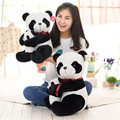 big size movie panda father and son with baby plush doll cute soft hold pillow stuffed toy kidz girl birthday present