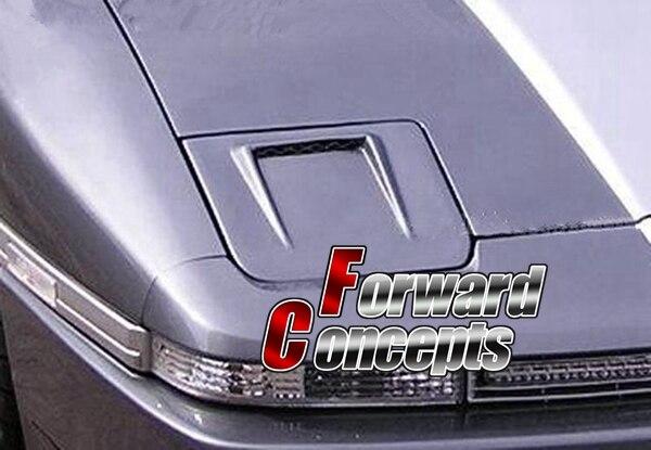 FOR  1986-1992 SUPRA GA70 HEADLIGHTS COVERS AIR INTAKE SCOOP VENTS