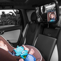 CARCHET Baby Car Seat Inside Mirror View Back Safety Rear Ward Facing Care Infant Child 17