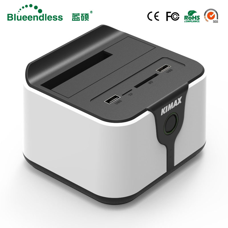 "Wifi HDD Docking 2.5/3.5"" hard disk Case SATA USB 3.0 Wifi HDD Enclosure docking station Wireless Router 1 bay hdd dock box 3.5"