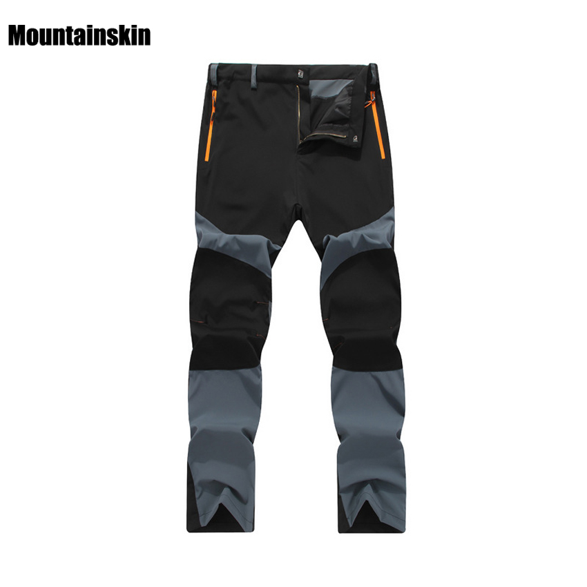 2017 New Breathable Quick Dry Thin Brand Pants Summer Male Outdoor Sport Trekking Trousers Camping Hiking