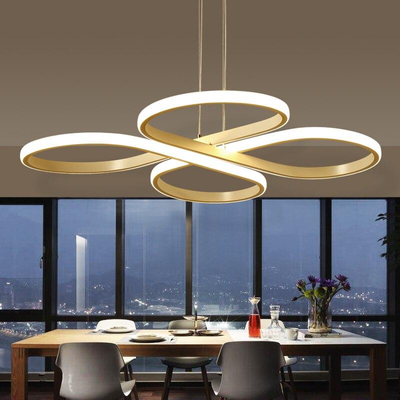 Minimalism Ideal Led Hanging Pendant Lights For Dining Room Kitchen Living Room Modern Led Pendant Lamp lampen led avize Fixture