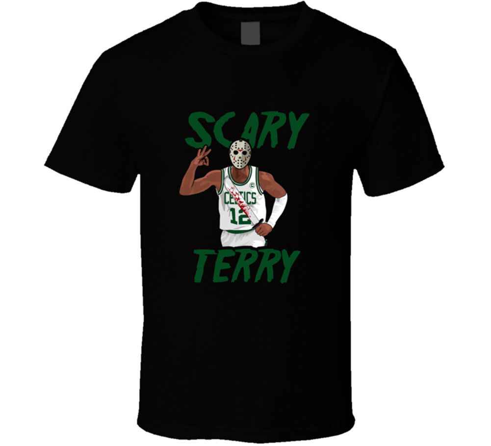 Scary Terry Rozier Mens Black T Shirt Boston Basketballer Celtics Fan Gift New Unisex More Size And Colors ...