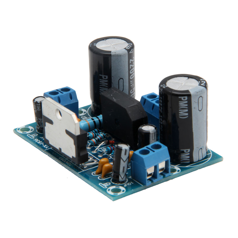 TDA7293 Digital Audio Amplifier Mono Single Channel AMP Board AC 12V 32V 100W in Wireless Adapter from Consumer Electronics